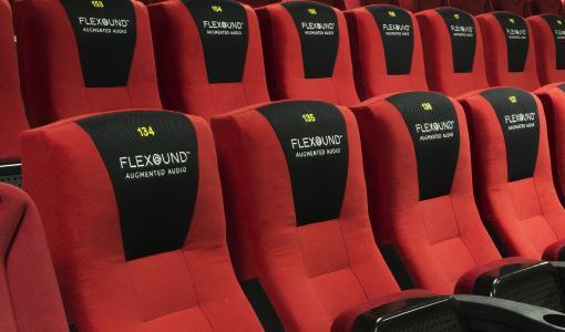 افتتاح أول سينما فلكسوند صوتية معززة في العالم في فنلندا