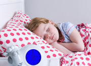 SAM Sleep trainer by ZAZU helps many children and parents sleep better!