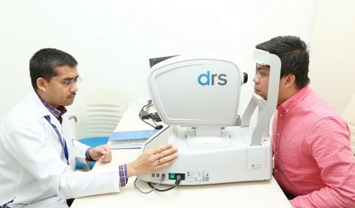 أهمية فحوصات العين بالنسبة لمرضى السكري