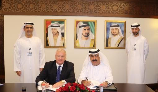 مؤسسة دبي لخدمات الملاحة الجوية وشركة سيركو الشرق الأوسط يجددان شراكتهما في بداية عام 2018