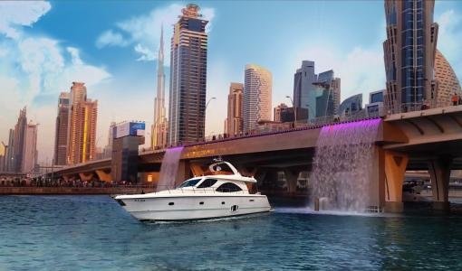 Xclusive Yachts signs contract with Marasi Marina for yacht charter operations