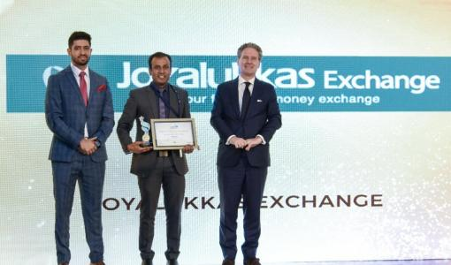 Joyalukkas Exchange wins Best Strategic Customer Loyalty Program Award 2018