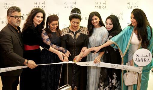 إطلاق مجوهرات أميرة لمجموعة مجوهرات اليوم الوطني خلال حفل إفتتاح معرض أبوظبي