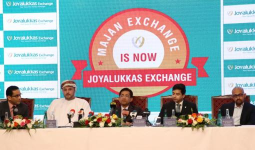 Majan Exchange is now Joyalukkas Exchan