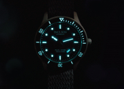 Introducing the new Paulson Pearl Diver Grade 5 Titanium Automatic Dive Watch!