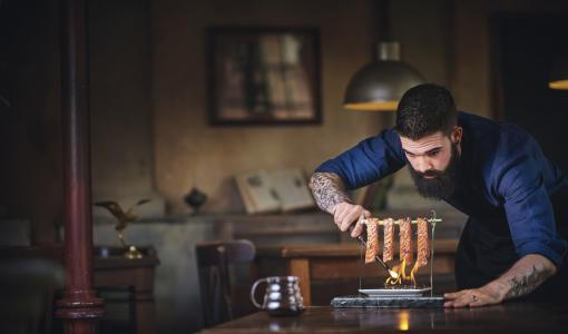 Mövenpick Hotels & Resorts Dubai brews up aromatic Coffee Cuisine menu featuring inventive dishes brought to life with a dash of barista magic