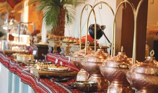 Ramadan Iftar Buffet at Movenpick Hotel JLT