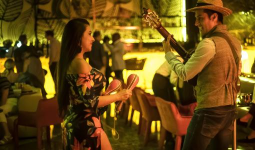 TWENTY THREE launches Dubai's first ladies night, designed to include men: HALFWAY TO HAVANA