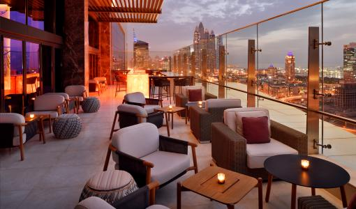 TWENTY THREE Rooftop Reopens in Media City with a Special AED 13 Beverages Offer