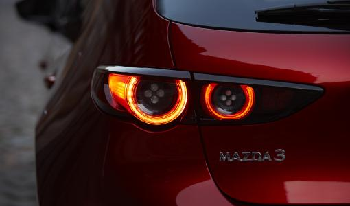 MAZDA USHERS IN A NEW ERA WITH THE LAUNCH OF THE STYLISH AND SOPHISTICATED MAZDA 3