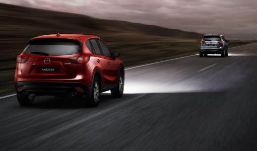 MAZDA'S ADVANCED SAFETY FEATURES AND INTUITIVE TECHNOLOGY ARE SECOND TO NONE
