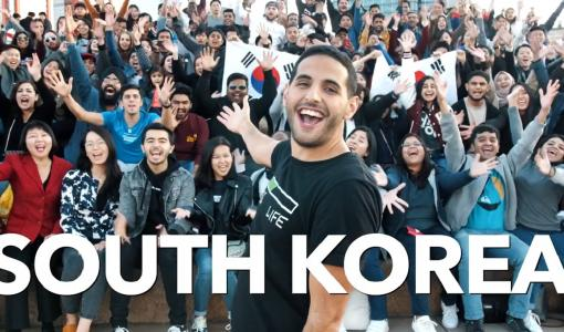 """South Korea is one of the best at medicine"" believes Nas Daily and he wants everyone to know about it!"