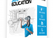 360Education Virtual Reality platform by 360Mediahouse launched at Bett Show 2020 in London