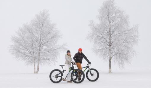Oulu – City on the Edge