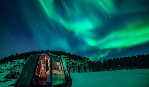 Space, privacy, and the great outdoors: This is Finland!