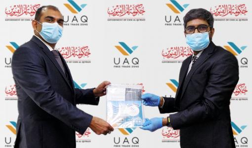 Umm Al Quwain Free Trade Zone (UAQFTZ) and Zoho Books join hands to benefit investors
