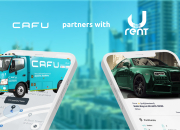 Urent and CAFU collaborate to make UAE car rentals more convenient, and exciting.