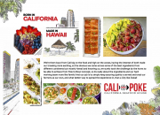 CALI-POKE opens second outlet at Aquaventure, the world's largest waterpark