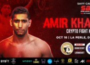 Amir Khan, two-time boxing world champion & Super Boxing League (SBL) are set to make history in the Middle East with the first-ever World Boxing Council (WBC) Heavyweight title in the Middle East