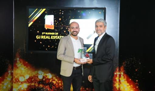 GJ Real Estate Receives Bayut Dubizzle Award 2020