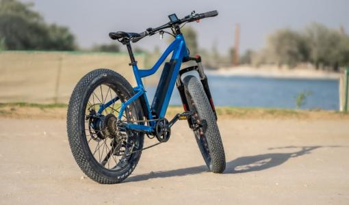 'RIDE' is transitioning into the trending market of eco friendly tours with newly launched all terrain electric bicycles