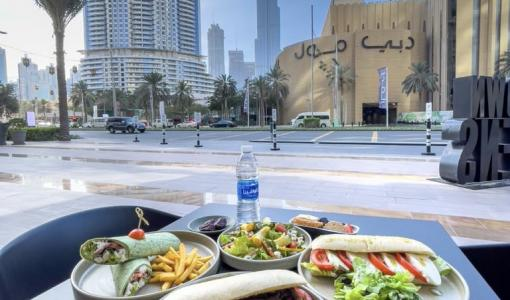 Hampstead Bakery and Cafe launches its First Outlet in Downtown Burj Khalifa