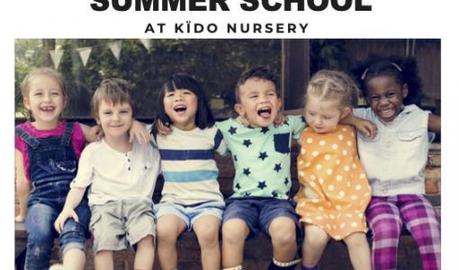 Kïdo Summer School 2021 - learning and fun never stop!