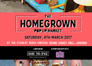 THIS WEEKEND: The Homegrown Pop-Up Market at The Etisalat Beach Canteen