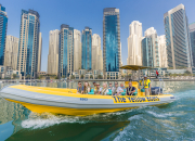 THE YELLOW BOATS TEAMS UP WITH CITY SIGHTSEEING FOR THE ULTIMATE DUBAI TOURISM TICKET