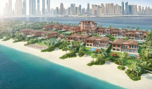 Launching XXII Carat at Palm Jumeirah